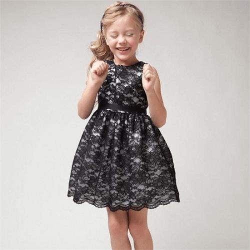 שמלה שחורה לאירועים