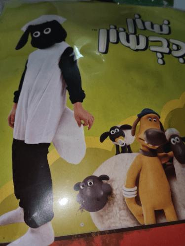 תחפושת שון כבשון