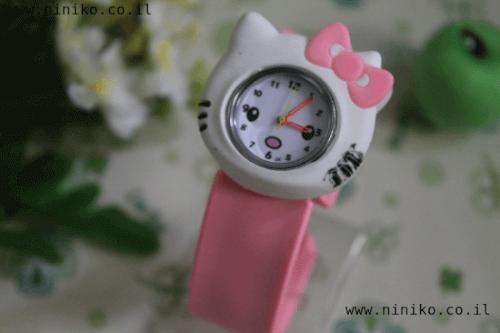 חדש! שעון קיטי!