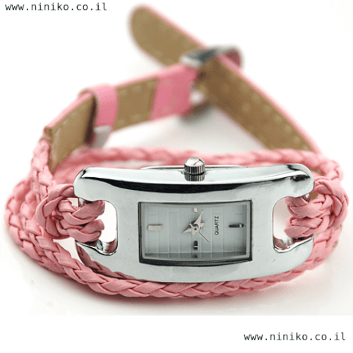 חיסול! שעון צמיד במגוון צבעים!