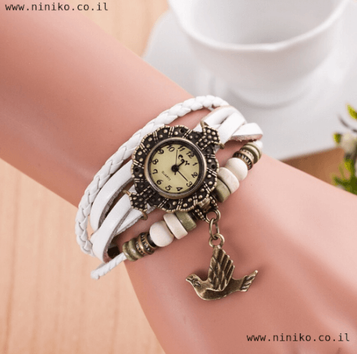 שעון צמיד לנשים