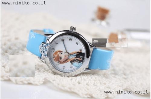 שעון אנה- לשבור את הקרח