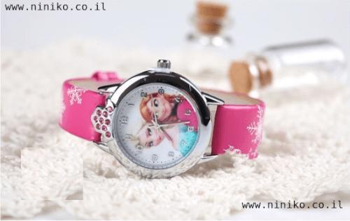 שעון אלזה ואנה