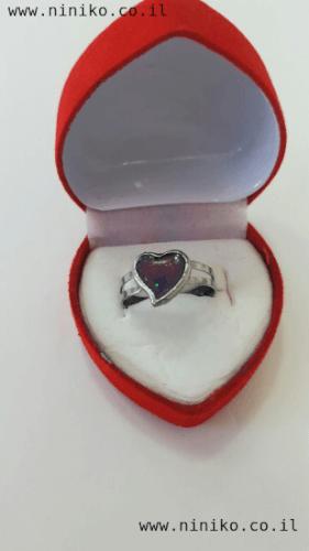 טבעת מצב רוח לב