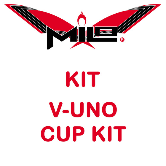 Milo Cup Kit V-uno 2pz