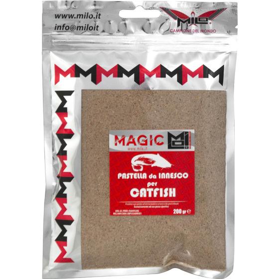 Milo Magic Pastella Catfish