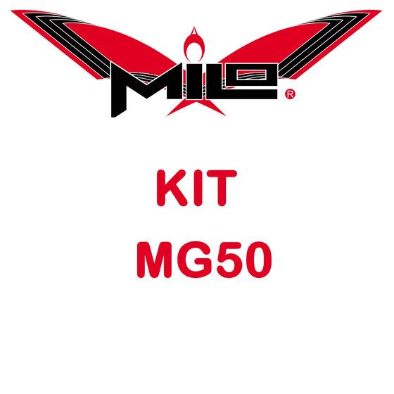 Milo Mg50 Kit 2pz Strippa