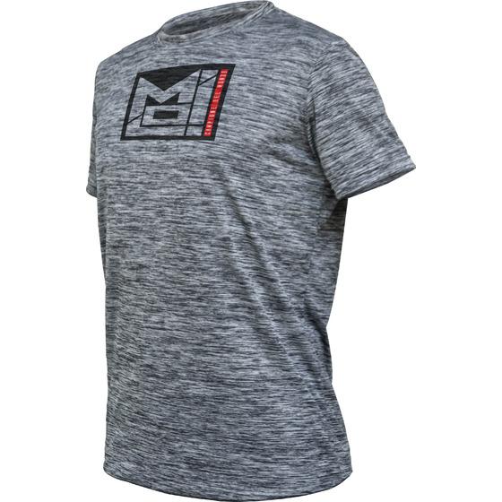 Milo T-shirt Redvo Stripe