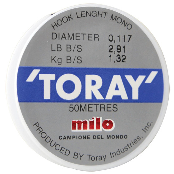 Milo Toray Hook Lenght