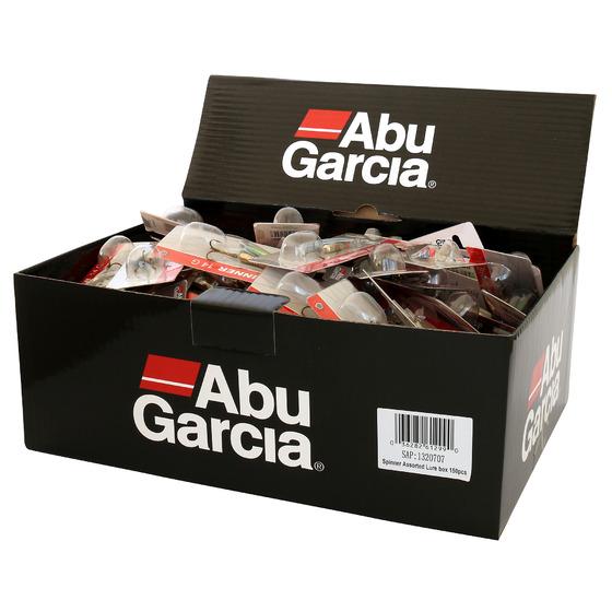 Abu Garcia Assorted Lure Box - Spinner