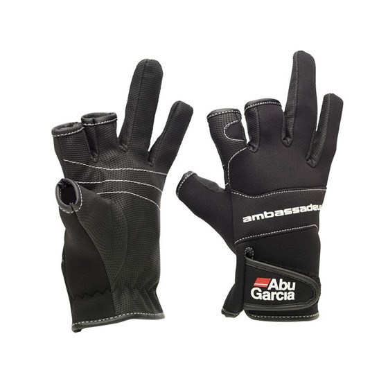 Abu Garcia Neoprene Gloves