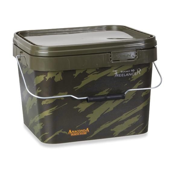 Anaconda Freelancer Bucket 10 Lt Square Ng