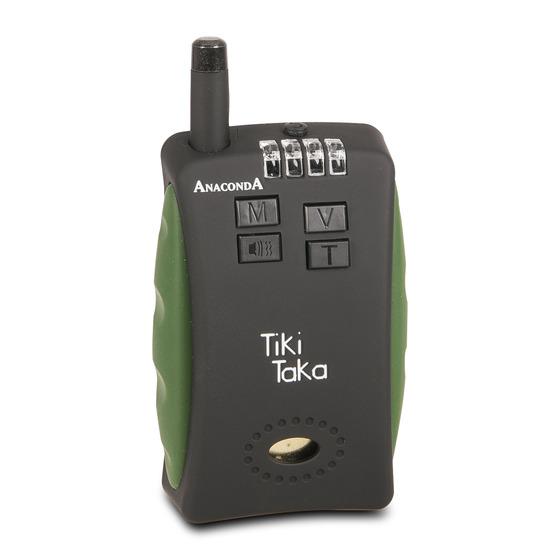 Anaconda Tiki Taka Receiver B/g/r/y