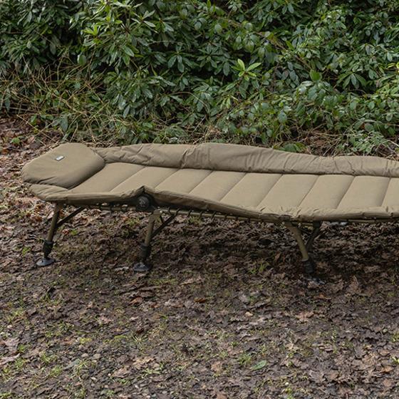 Avid Carp Ascent Recliner Bed