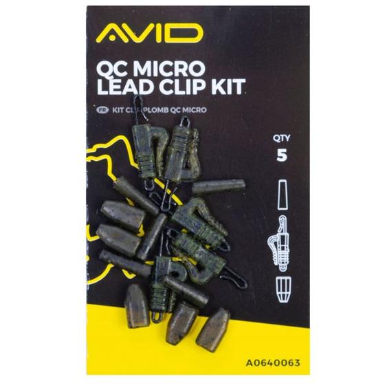 Avid Carp Qc Micro Lead Clip