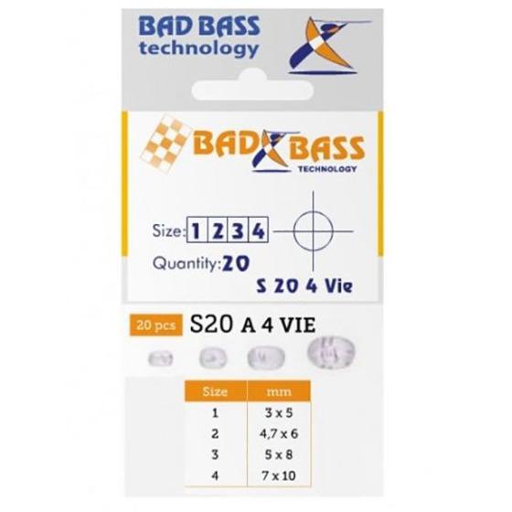 Bad Bass Attacco 4 Vie S20