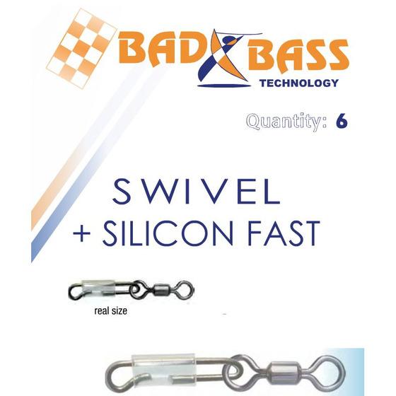 Bad Bass Con Silicon Fast Swivel