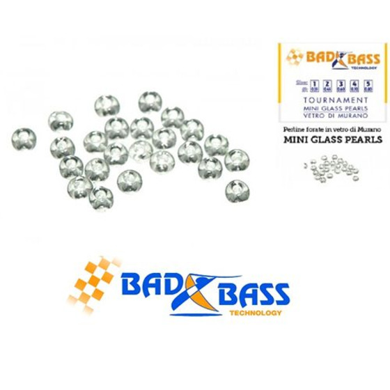 Bad Bass Mini Perline In Vetro
