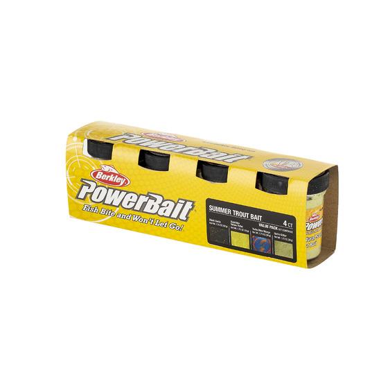Berkley Powerbait Trout Season Pack 4 Pcs