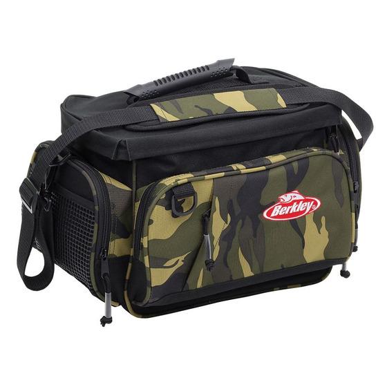 Berkley Camo Shoulder Bag