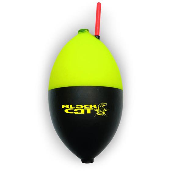 Black Cat Buoy Float