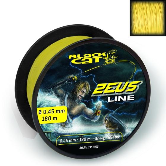 Black Cat Zeus Line