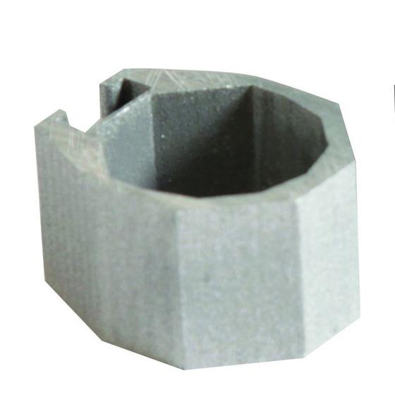 Colmic Bague de serrage en Métal pour Connecteur
