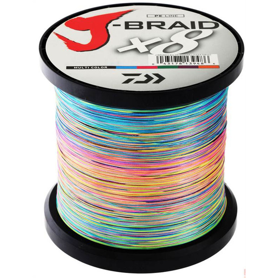 Daiwa J - Braid X8 1500 M Multicolor