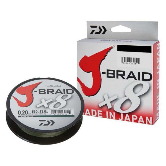 Daiwa J-Braid X8