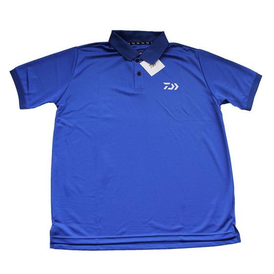 Daiwa Polo T-shirt Blue