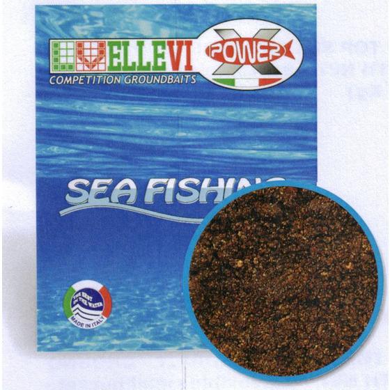 Ellevi Pastura Semi-Umida a base di Sardine Extra Mare