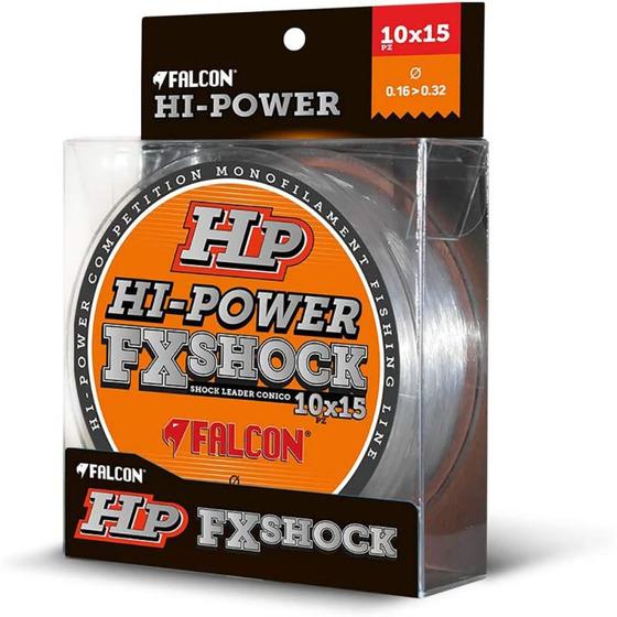 Falcon Fx Shock 10 Pz X 15 M