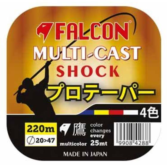 Falcon Multi Cast Shock