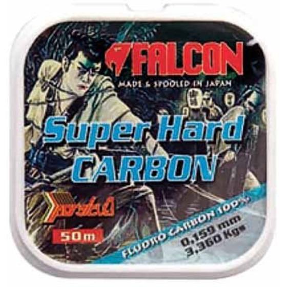Falcon Super Hard Carbon 100% Fluorocarbon