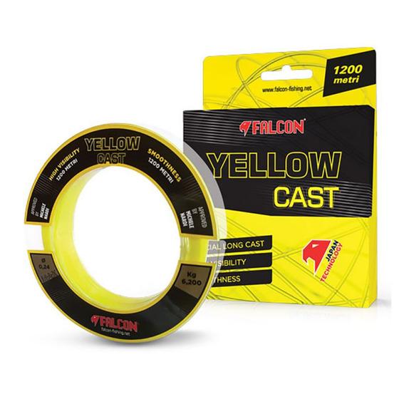 Falcon Yellow Cast 1200 M