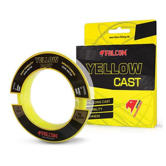 Falcon Yellow Cast 300 M