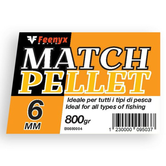 Feenyx Match Pellet 800g