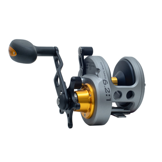 Fin-Nor Lethal Lever Drag 2 Speed Reel