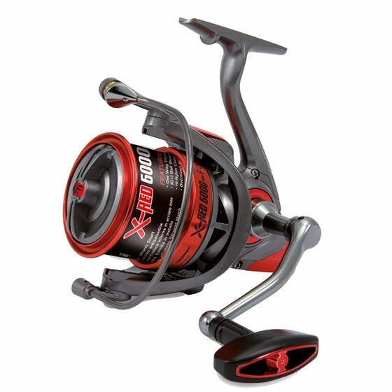 Fishing Ferrari FF X Red