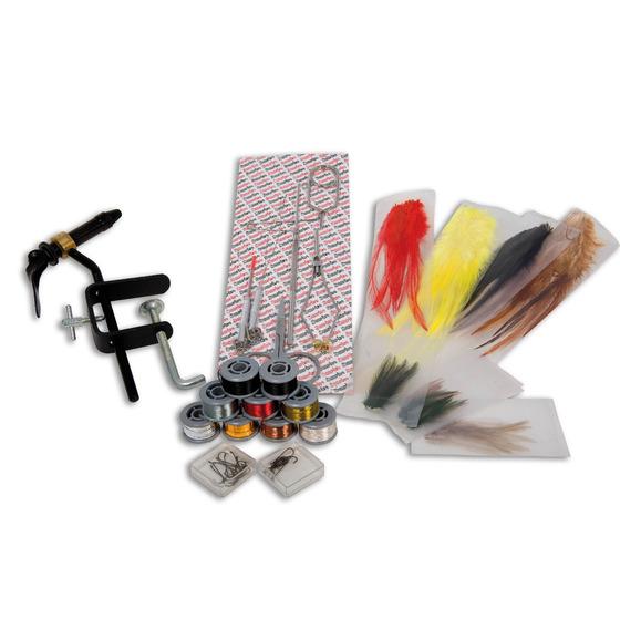 Fishing Ferrari Kit Prep.mosche Conf. Scatola In Cartone