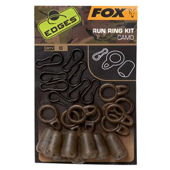 Fox Edges Camo Run Ring Kit