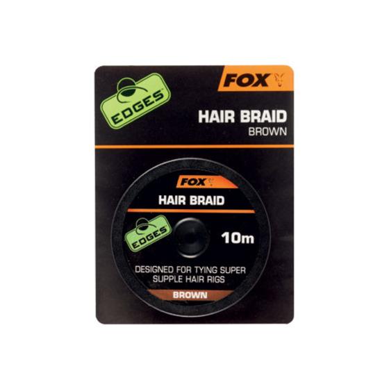 Fox Edges Hair Braid