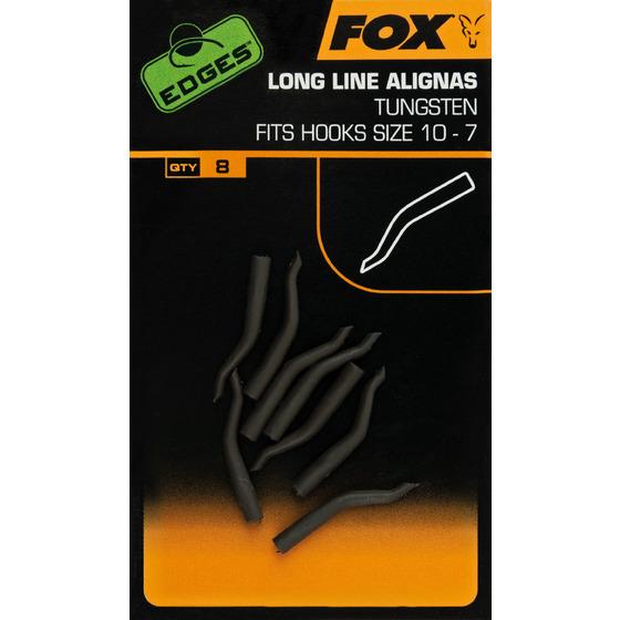Fox Edges Tungsten Line Alignas