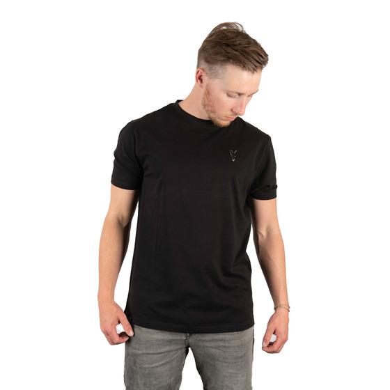 Fox Fox Black T-shirt