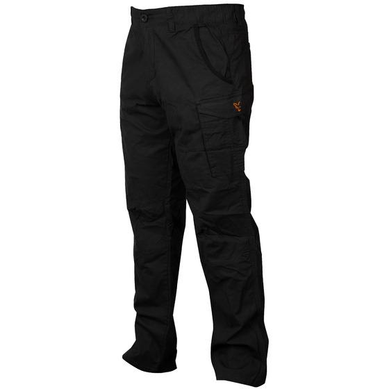 Fox Fox Collection Black & Orange Combat Trousers