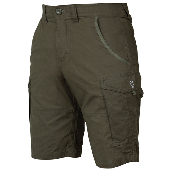 Fox Fox Collection Green & Silver Combat Shorts