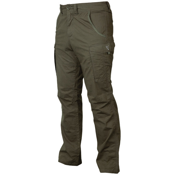 Fox Fox Collection Green & Silver Combat Trousers