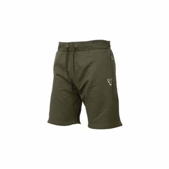 Fox Fox Collection Green & Silver Lightweight Shorts