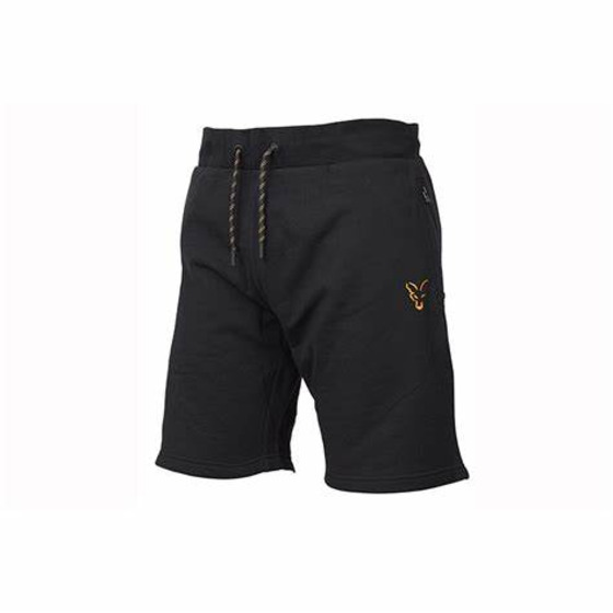 Fox Fox Collection Orange & Black Lightweight Shorts
