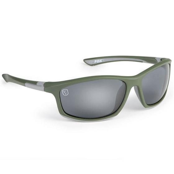 Fox Fox Green/silver Sunglasses